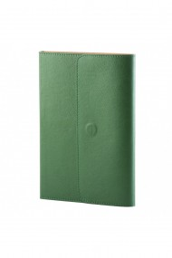 Notes Tosca A5 hartie alba liniatura verde