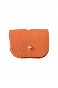 Suport casti piele naturala Rainbow Arancio