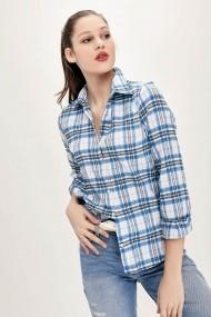 Camasa Alacati Style 2394-M albastru