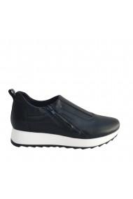 Pantofi sport din piele naturala cu inchidere cu fermoar Veronesse 428/Atlanta