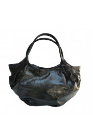 Geanta Veronesse 189 - geanta din piele naturala negru