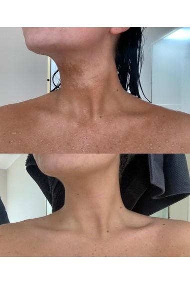 Manusa Exfolianta SoftGlow - 100% matase naturala