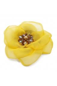 Brosa eleganta floare galbena Selena