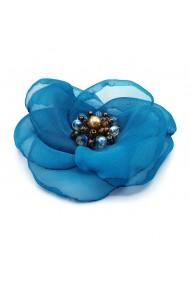 Brosa eleganta floare turcoaz Cielo