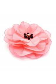Agrafa par roz handmade Gentle Zia Fashion