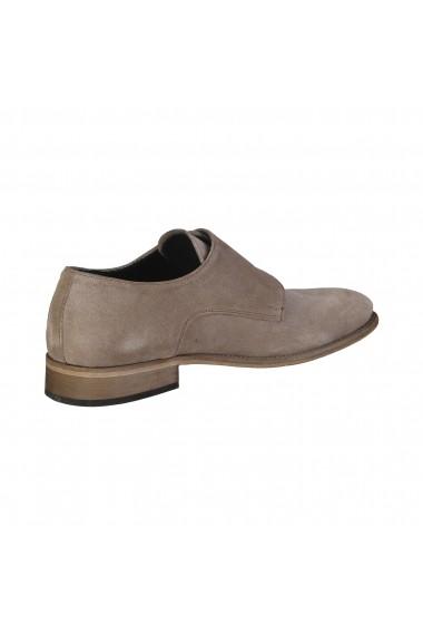 Pantofi Made in Italia DARIO_TAUPE gri-bej