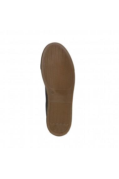 Pantofi sport Made in Italia GREGORIO_NERO_ASH