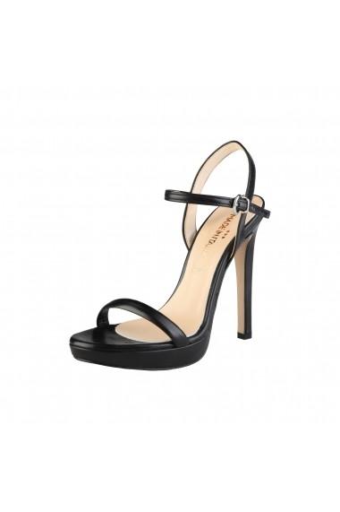 Sandale cu toc Made in Italia MARCELLA NERO negru