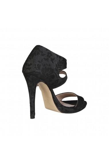 Sandale Made in Italia IRIDE NERO negru