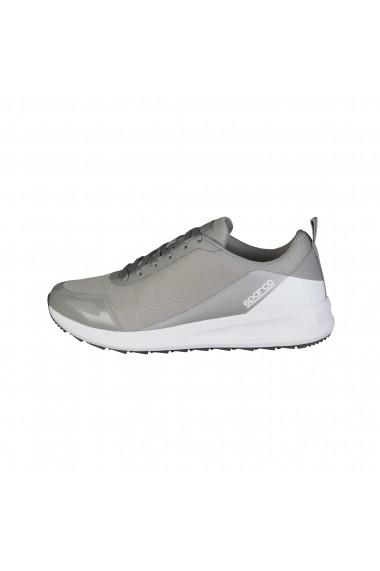 Pantofi sport Sparco THUNDERHILL IRONSILVER argintiu