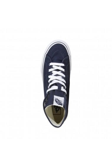 Pantofi sport Vans SK8-HI-DECON_V18H1X4 bleumarin
