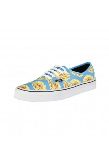 Pantofi sport Vans AUTHENTIC_V4MKIFB albastru