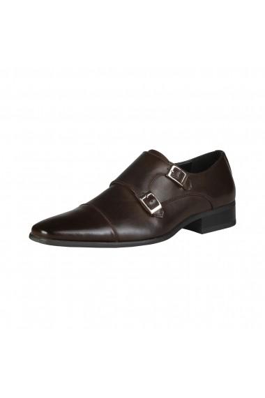 Pantofi Versace 1969 CLOVIS MARRONE maro