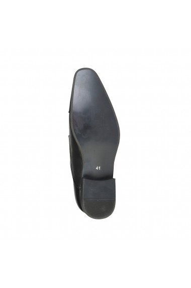 Pantofi Versace 1969 CLOVIS NERO negru