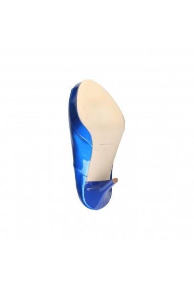 Pantofi V1969 LEONIE BLU albastru - els
