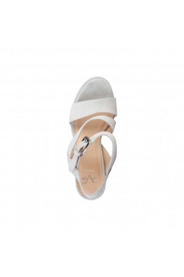 Sandale cu toc Versace 1969 LISON GRAPPA