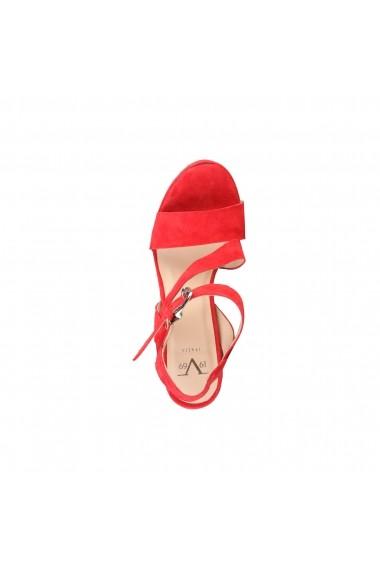 Sandale cu toc Versace 1969 LISON LAMPONE