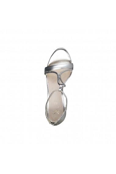Sandale Versace 1969 ODETTE GRIGIO argintiu