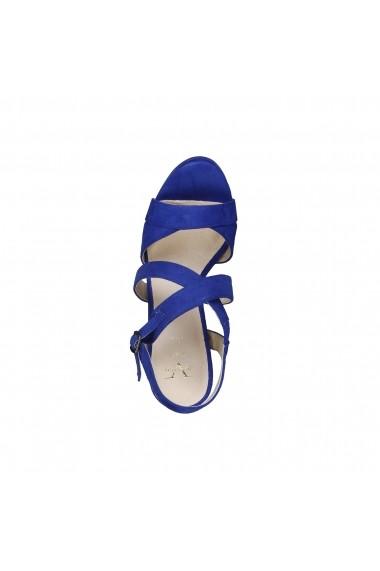 Sandale Versace 1969 DESIREE ROYAL albastru