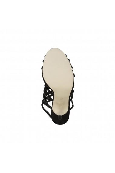 Sandale Versace 1969 EMILIE NERO negru