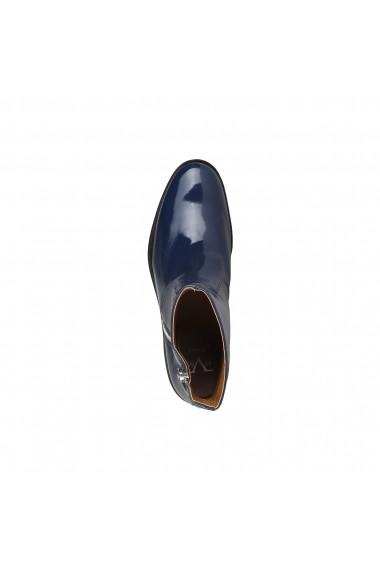 Botine Versace 1969 CLARALIE NETTUNO albastru