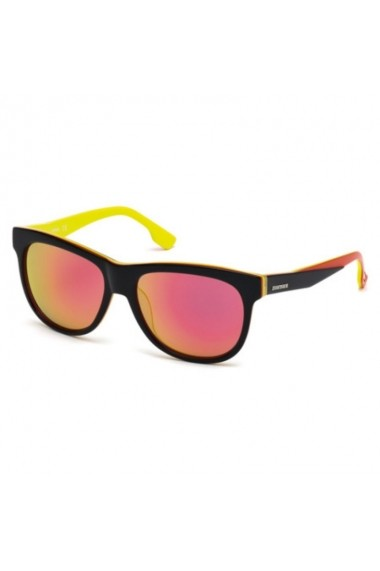 Ochelari de soare Diesel DL0112_56_05U_B100003 negru