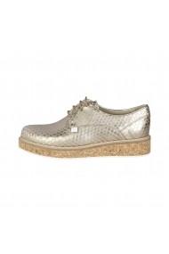 Pantofi sport Trussardi 79S555 92 GOLD auriu