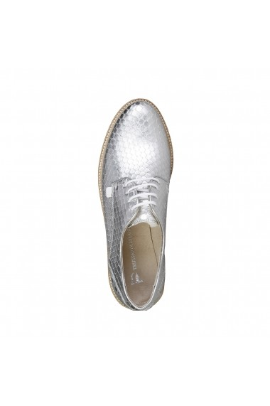 Pantofi sport Trussardi 79S555 112 SILVER argintiu