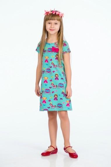 Rochie turcoaz little princess marca Be You