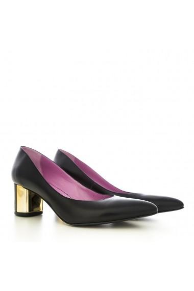 Pantofi cu toc pentru femei CONDUR by alexandru negri cu detalii