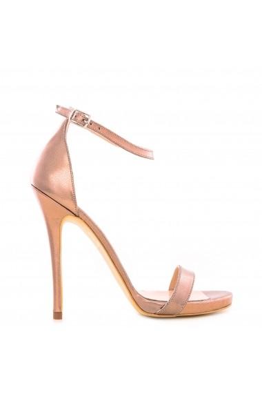 Sandale cu toc CONDUR by alexandru aramii