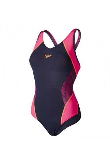 Costum de baie pentru femei Speedo  Fit Splice Muscleback AF W 8-10379A610
