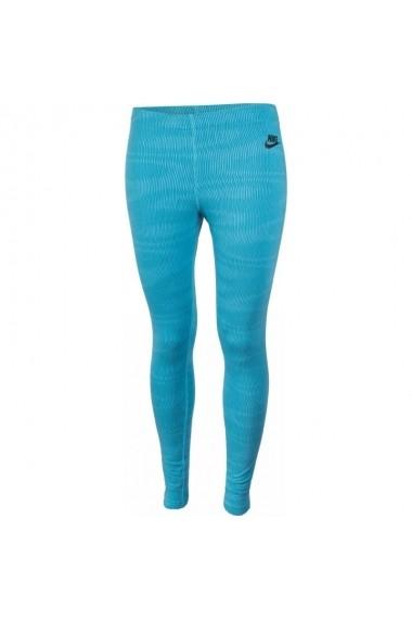 Pantaloni sport pentru femei Nike sportswear  Leg-A-See AOP W 726096-418