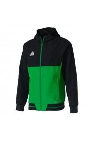Jacheta sport pentru barbati Adidas Tiro 17 M BQ2777 negru