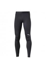 Pantaloni sport pentru barbati Puma TB Long Tight Warm M 65461503