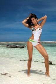 Costum de baie Marko Alb 59841-25