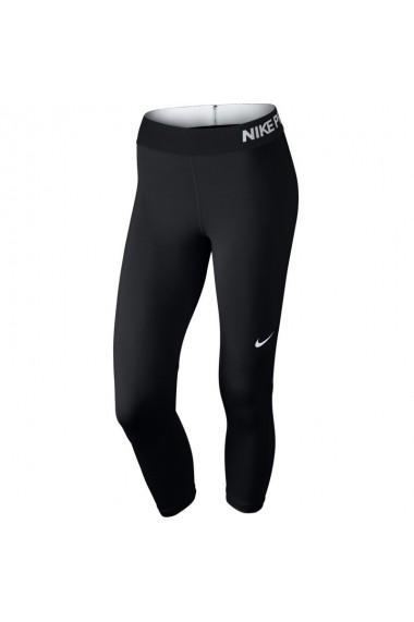 Pantaloni sport pentru femei Nike Pro Cool Capri 3/4 W 725468-010