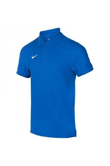 Tricou Polo Nike Team Core Polo M 454800-463 albastru