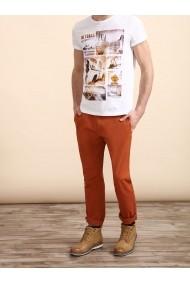 Pantaloni Top Secret SSP2407PO portocaliu