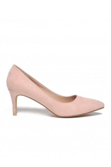 Pantofi cu toc Top Secret TOP-SBU0485JR Roz