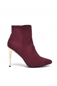Botine Top Secret SBU0558CE rosu