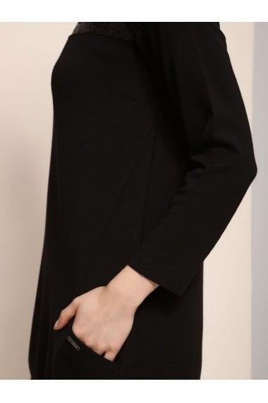 Rochie de zi Top Secret SSU1775CA neagra