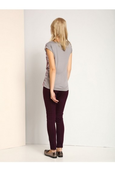 Pantaloni skinny Top Secret SSP2422FI violet