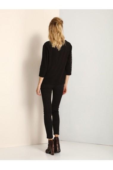 Pantaloni skinny Top Secret SSP2385CA Negru