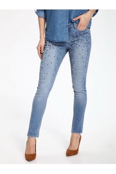 Jeansi Skinny Top Secret TOP-SSP2517NI albastru