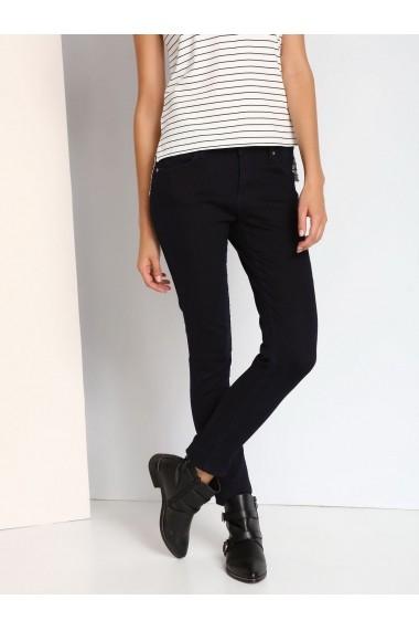 Pantaloni drepti Troll TSP1310GR  Bleumarin