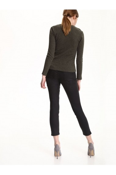 Pantaloni 3/4 Troll TSP1342CA negru