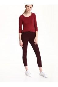 Pantaloni skinny Troll TOP-TSP1324FI violet