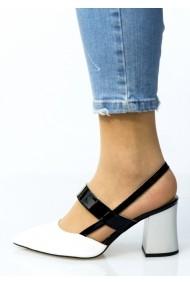 Pantofi cu toc-sandale Thea Visconti 1253
