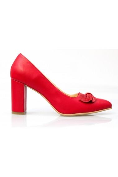 Pantofi Thea Visconti rosii